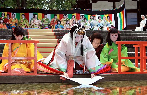 葵祭 下鴨神社 上賀茂神社 京都 観光 京都三大祭