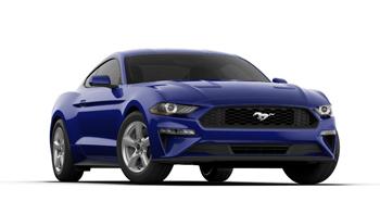 コナブルー,2019フォードマスタング,新車,販売