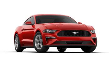 ルビーレッドメタリックティンテッドクリアコート,2019フォードマスタング,新車,販売