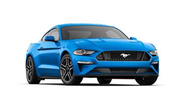 ヴェロシティブルー,2019フォードマスタング,新車,販売