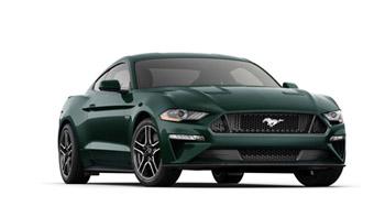 ダークハイランドグリーン,2019フォードマスタング,新車,販売