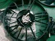 リンカーンLSのエンジンファンシュラウド