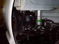 バルブユニットの装着状態
