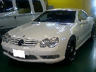 ベンツSL55AMG(R230)