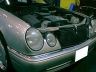 ベンツE400 W210