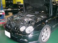 ベンツCL600(W215)
