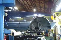 ベンツ300SE(W126)