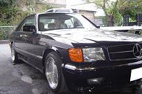 ベンツ560SEC