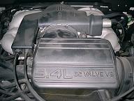 ナビゲーターのエンジン