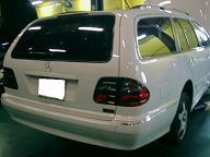ベンツ Eクラス(W210)ワゴン