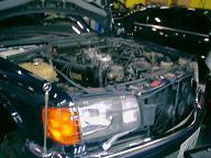 ベンツ560SEL W126