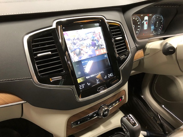 XC90 XC60 V90 S90 走行中テレビ ワンズコーポレーション