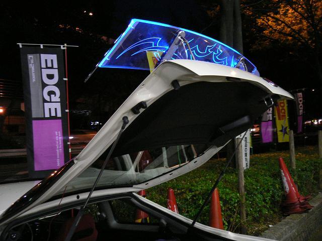 インテグラ ウイング LED 大阪 アメ車 輸入車 カスタム HID LED  修理 車検 整備 パーツ ABS修理 専門店 ガレージアクト Garage-Act