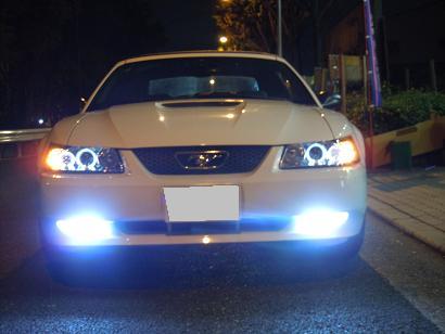フォード マスタング HID