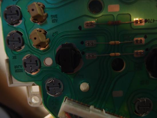 LEDのメーター球