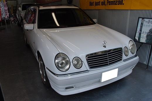 ベンツ E240W