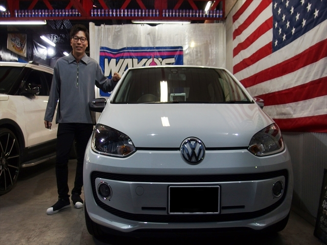 VW アップ フォルクスワーゲン Volkswagen