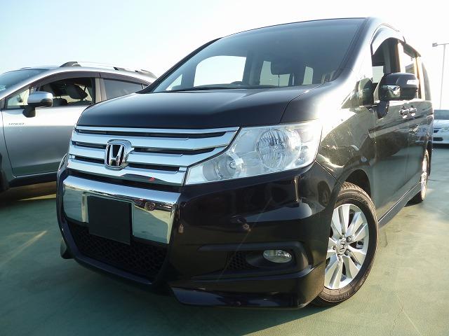Honda Stepwagon Spada