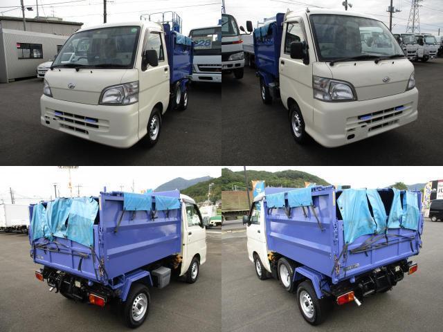 Used Daihatsu HIJET TRUCK