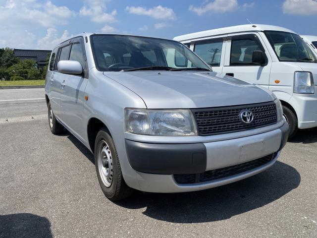 Used Toyota PROBOX VAN