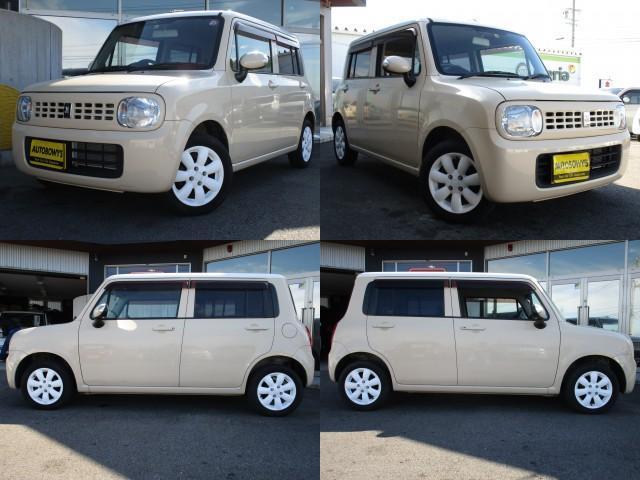 43179 Japan Used Suzuki Alto Lapin 2010 Light Car | Royal ...