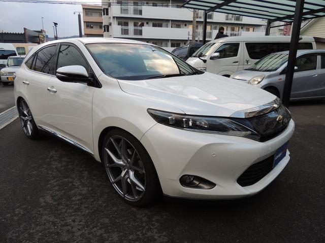 Used Toyota HARRIER