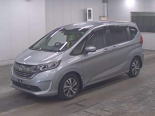 80928 Japan Used Honda Freed Hybrid 2018 9   Royal Trading