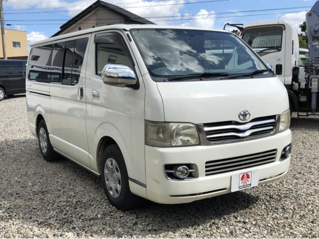 Used Toyota REGIUS ACE VAN