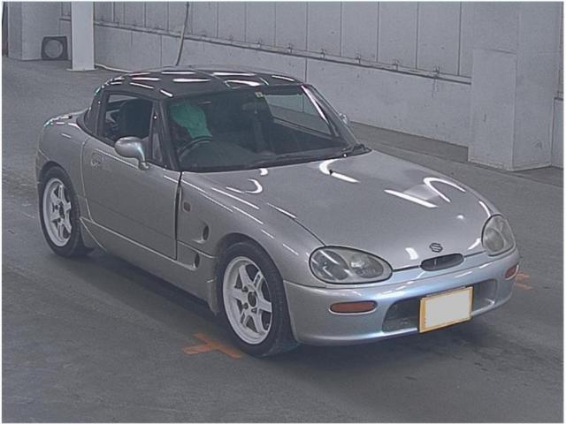 Used Suzuki CAPPUCCINO