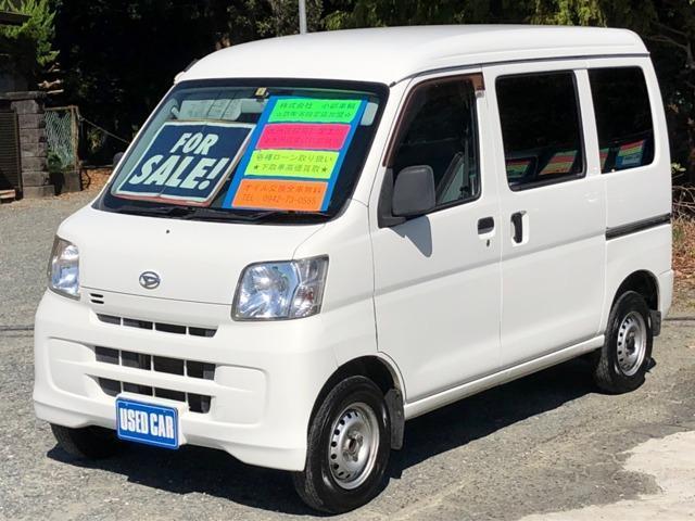 Used Daihatsu HIJET CARGO