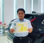 琉球三菱自動車浦添店新車営業GLION39フェアカウントダウン